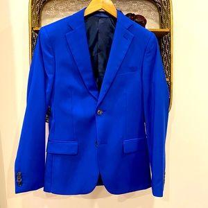 RW&Co Cobalt Blue blazer